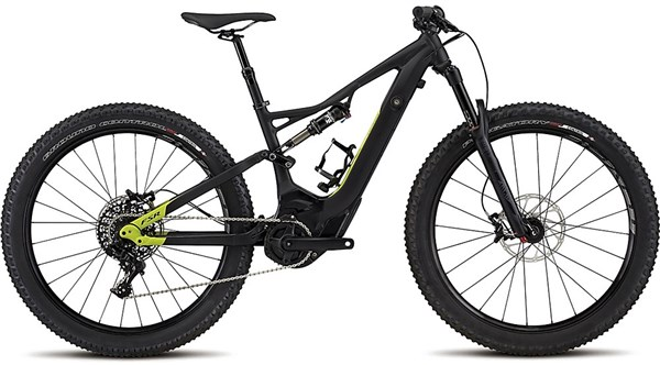 "Specialized Womens Turbo Levo FSR Comp 6Fattie 27.5""  2017 - Electric Mountain Bike"