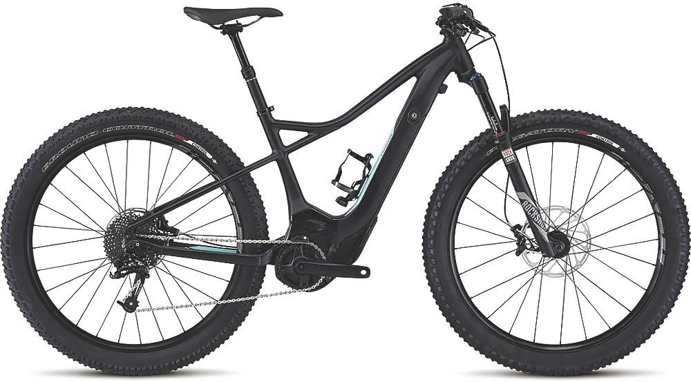 Specialized Womens Turbo Levo HT Comp 6Fattie 27.5 2017 Electric Mountain Bike