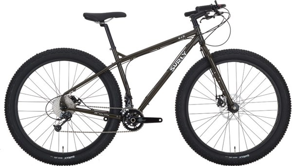 Surly ECR 29+ Adventure 10 Speed Mountain Bike 2016 - Hardtail MTB