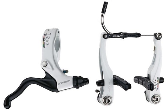 TRP Donnie Robinson Mag BMX V-Brake/Lever Set