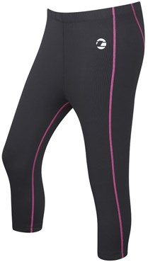 Tenn Womens Velocity 3/4 Cycling Tights Without Pad SS16