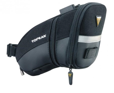 Topeak Aero Wedge Quick Clip Saddle Bag - Medium