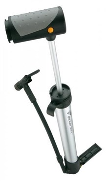 Topeak Mountain Morph Mini Hand Pump With Foot Support