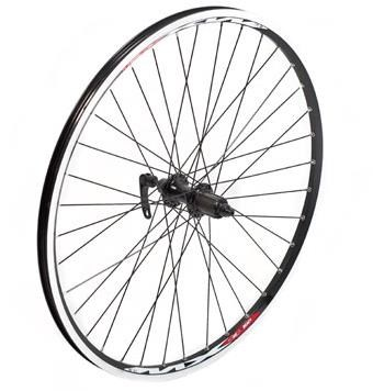 Tru-Build 26 inch Mach 1 Rim Rear Wheel