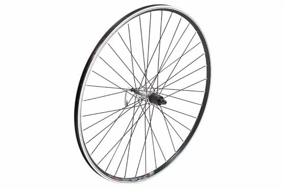 Tru-Build Front Wheel 700c Tiagra Hub QR CFX Rim