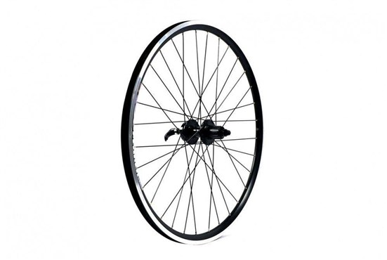 Wilkinson 26 8 Speed Cassette Alloy Disc Rear Wheel