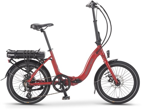 Wisper 806 SE Folder 575Wh 2018 - Electric Hybrid Bike