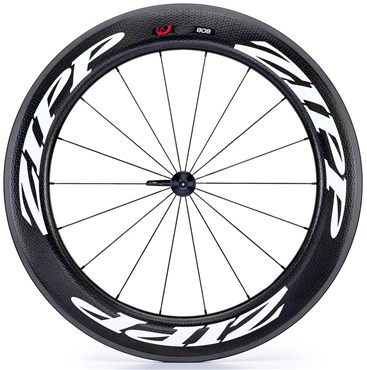 Zipp 808 Firecrest Carbon Clincher 77 Front Road Wheel